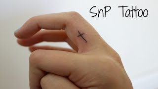 Video How I Tattoo'd Myself at Home! | SnP Method | Alyssa Nicole | MP3, 3GP, MP4, WEBM, AVI, FLV Agustus 2018