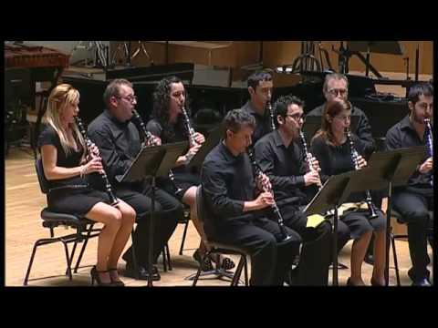 Sequences for band, AM S. Cecília Ador, Certamen Diputación 2014