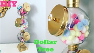 Dollar tree DIY/ Storage tiered system