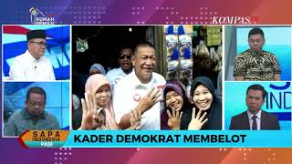 Video Kenapa Kader Demokrat Membelot ke Lawan Politik? MP3, 3GP, MP4, WEBM, AVI, FLV November 2018