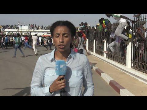 CAN-2019 : RETOUR des Sénégalais : Les Lions acclamés à Dakar