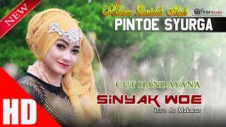 Video CUT HANDAYANA - SINYAK WOE ( Qasidah Aceh Pintoe Syurga ) HD Video Quality 2017. MP3, 3GP, MP4, WEBM, AVI, FLV Februari 2019