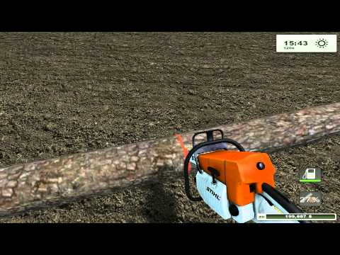 FARM SIM SATURDAY the new forestry logging mod
