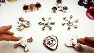 Here is my best favorite silver/chrome fidget hand spinners. There may be a giveaway on the most wanted one out of these 8 so comment which one you like best and the country you live in 👊🏻-----Spinners in this video is below----Batman spinner: http://amzn.to/2u7M11EAngry-Wolf Fidget Spinner: http://amzn.to/2sZ0GwMiSpin S4 Skinny Neck Big Head:  http://amzn.to/2ucIxvYiSpin S3 Silver Raindrop: http://amzn.to/2u2GZUANeo-Tree Aeroship Spinner: http://amzn.to/2u7BYtuLahtak Pirate Skull: http://amzn.to/2ucGmIwSAVFY Silver Hand Spinner: http://amzn.to/2sZdraPSpin Cube: https://goo.gl/mBnvhTWatch all my Fidget Spinner videos here. And subscribe for tons of giveaways too: https://goo.gl/Zj563YFACEBOOK: http://www.facebook.com/ILUVTRADINGINSTAGRAM: https://www.instagram.com/iluvtrading/TWITTER: https://twitter.com/VirgilForexMY WEBSITE: http://gphonecenter.comBusiness Inquiries: iLuvTradingBiz@gmail.com