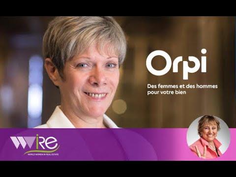 Interview de Christine Fumagalli Présidente du réseau ORPI