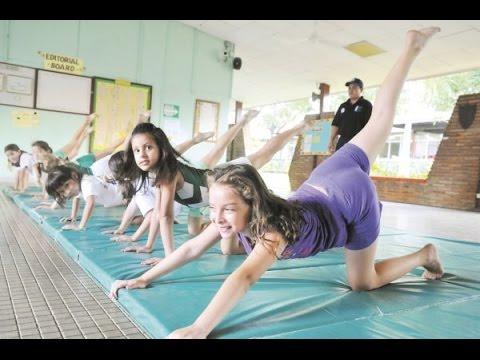 Gimnasia para niños / Kids Gymnastics