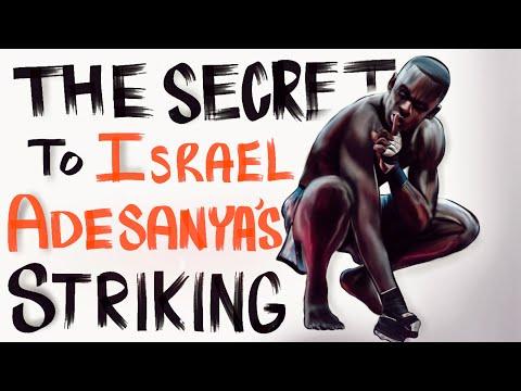 The Secret to Israel Adesanya's Striking: The Final Episode | Breakdown |