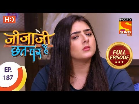 Jijaji Chhat Per Hai - Ep 187 - Full Episode - 26th September, 2018