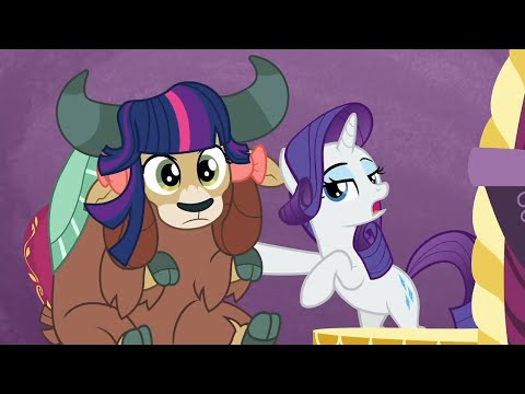 'Fit Right In' Song - My little pony Season 9 episode - 7 (She's all yak)