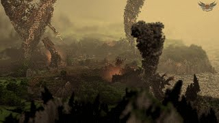 [Minecraft timelapse]Tornado by ElysiumFire