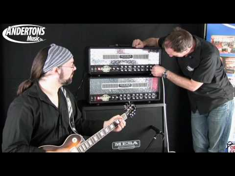 Mesa Boogie Dual Rectifier Old Vs New - Part 1