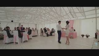 РОМАНТИЧНЫЙ СВАДЕБНЫЙ ТАНЕЦ С ПОДДЕРЖКАМИ/ ROMANTIC WEDDING DANC