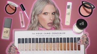 Video Full Face Using Only E.L.F. Makeup... I'm Speechless! MP3, 3GP, MP4, WEBM, AVI, FLV Maret 2019