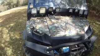 9. 2012 Polaris Ranger Browning Edition