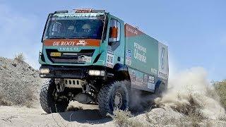 Iveco Dakar 2014  Stage 7
