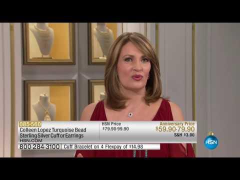 HSN | Colleen Lopez Gemstone Jewelry 11.08.2016 - 07 PM