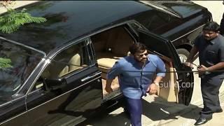 Video Look at Chiranjeevi's Rolls Royce Car - Gulte.com MP3, 3GP, MP4, WEBM, AVI, FLV September 2018