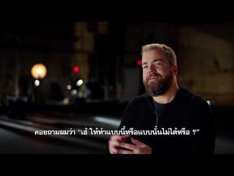 Annabelle: Creation - David Sandberg Interview (ซับไทย)
