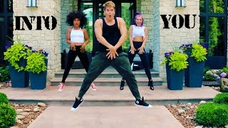 Ariana Grande - Into You | The Fitness Marshall | Cardio Concert Video