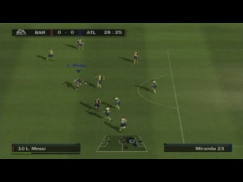 FIFA 14 PS2 Gameplay HD
