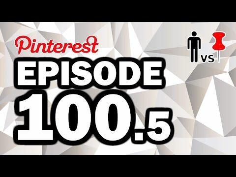 Man Vs Pin Episode 100.5 - Pinterest RETRYs (видео)