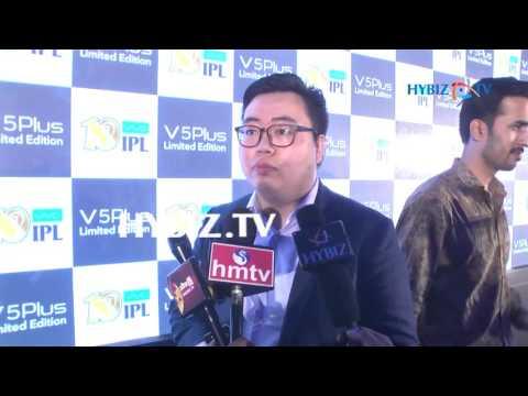 Vivek Zhang-Vivo V5 Plus Limited Edition Launch
