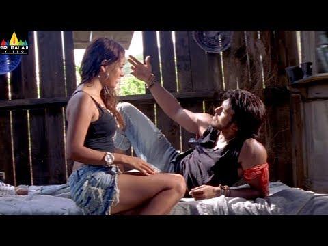 Video Chirutha Movie Ram Charan and Neha Sharma Scene | Telugu Movie Scenes | Sri Balaji Video download in MP3, 3GP, MP4, WEBM, AVI, FLV January 2017