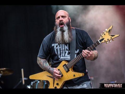 Crowbar - Live at Resurrection Fest 2014 (Viveiro, Spain) [Full show] (видео)