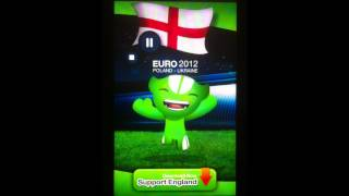 EURO 2012 ENGLAND Anthem YouTube video