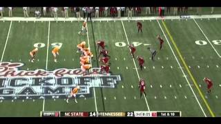 Dallas Thomas vs NC State (2012)
