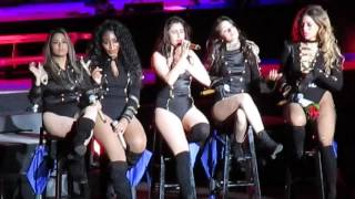 Download Lagu Fifth Harmony - No Way, We Know, Dope, Squeeze (7/27 Tour Concord, CA) Mp3