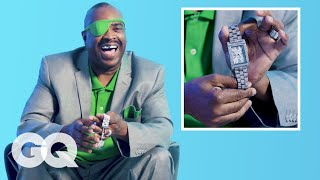 Video Slick Rick Shows Off His Insane Jewelry Collection | GQ MP3, 3GP, MP4, WEBM, AVI, FLV Maret 2019