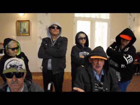 Zagyvaparti party (nyugdíjas rap) [2018]