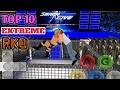 Top 10 Extreme RKO - Randy Orton | WR3D