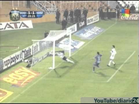 Godoy Cruz 2 - 2 Gimnasia y Esgrima (Clausura 2011)