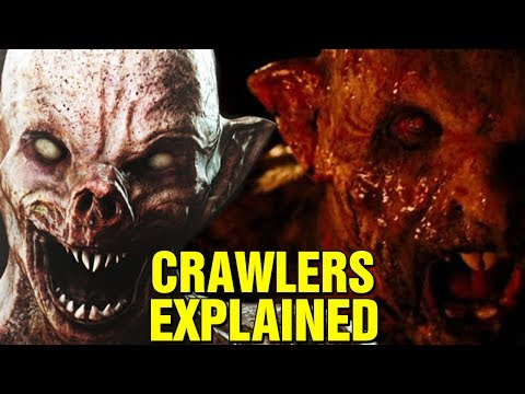 WHAT ARE THE CREATURES IN THE DESCENT MOVIE? CRAWLERS EXPLAINED