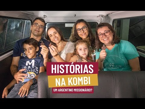 Histórias da Kombi: Um missionário argentino? // Se liga no Sinal