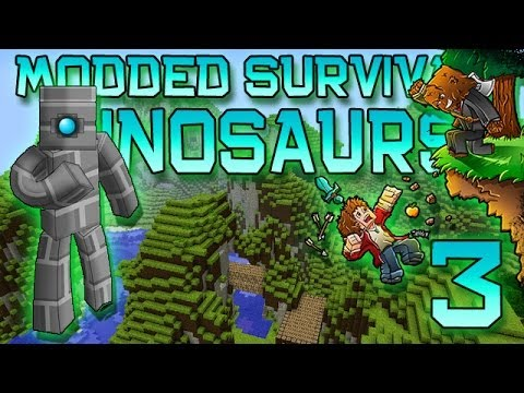 battle - Play Minecraft on my Server - IP: thenexusmc.net Hey Doods! ♢♢♢ http://bit.ly/SubscribeToMyFridge ♢♢♢ Much Luv :) The third episode of my Modded Dinosaur Isl...