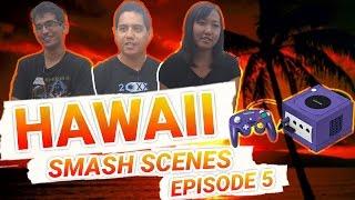 Smash Scenes Ep.5 Hawaii Melee [feat. Firefly, PakPak, and Rebel (aka RedBacon)] – History of Hawaii Smash