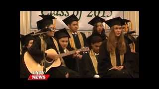 VO VIS hosts a Graduation Ceremony recognizing the Class of 2015 INTRO: Vientiane International School calls VIS recently ...