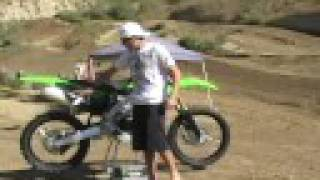 9. 2009 Kawasaki KX250F - Motocross First Ride