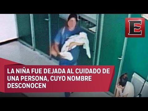 Roban a recién nacida en un hospital de Acapulco, Guerrero