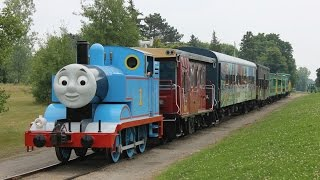 Saint Thomas (ON) Canada  city photos gallery : Thomas The Tank Engine - St. Thomas Ontario [HD]