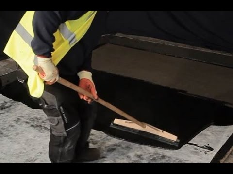 Hydrotech Waterproofing Install Guide