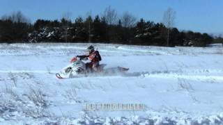 5. 2012 Arctic Cat XF1100 Turbo