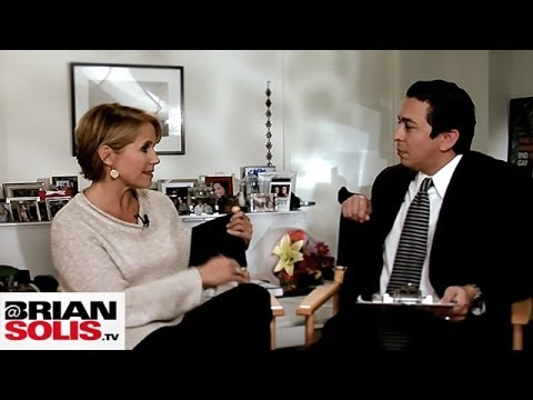 Part 1: Katie Couric on Social Media and Real-Time Journalism | Revolution Season 1 | BrianSolisTV