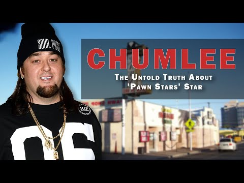The Untold Truth About 'Pawn Stars' Star – Chumlee