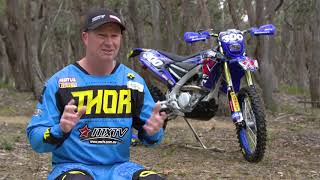 10. MXTV Enduro Project Bike  Yamaha WR250F