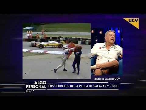 video Eliseo Salazar habla de la influencia de Piquet en su carrera y la recordada pelea con el piloto