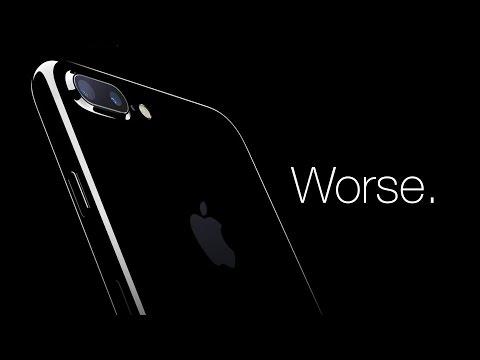 Proč je iPhone 7 horší?